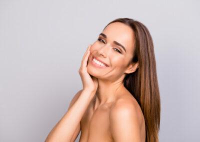 Poprawa struktury i kondycji skóry